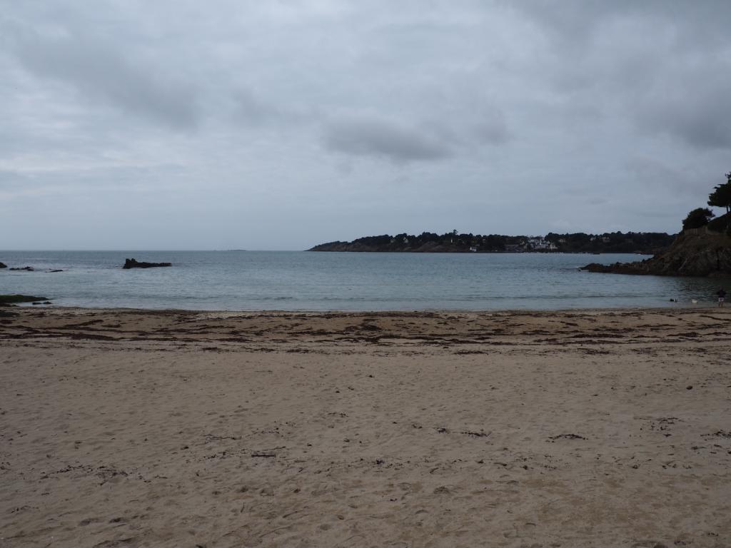 plage de Kerfany Moëlan sur Mer
